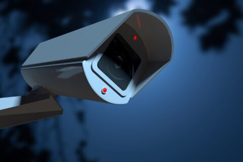 CCTV Security Cameras in Larne