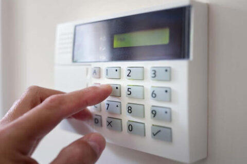 Carrickfergus Intruder Alarm Installers