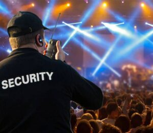 Event Security Services across Northern Ireland